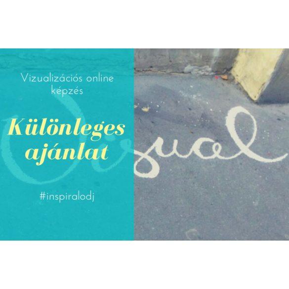 Vizualizációs Online Önképző Program