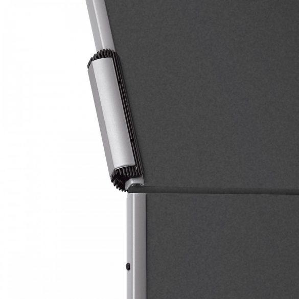 EuroPin® MC összecsukható PinWand tábla antracit filces
