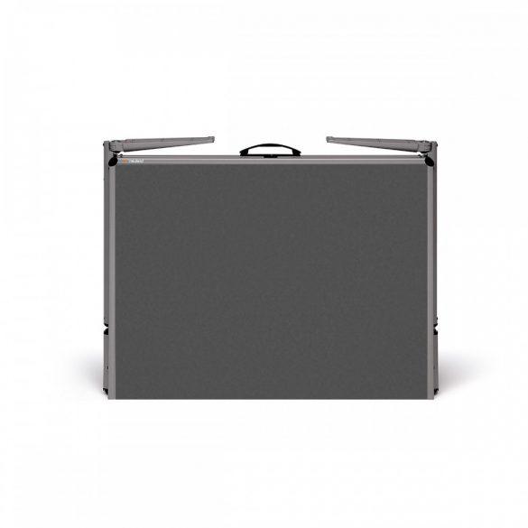 EuroPin® MC Pinboard foldable anthracite felt