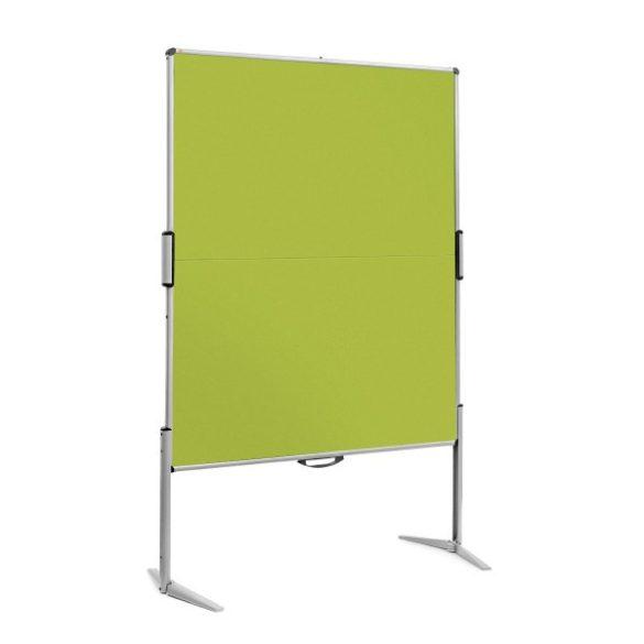 EuroPin® MC összecsukható PinWand tábla almazöld szín