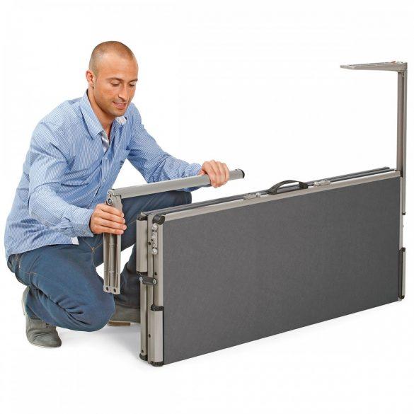 EuroPin® MC² összecsukható pinwand tábla antracit filces