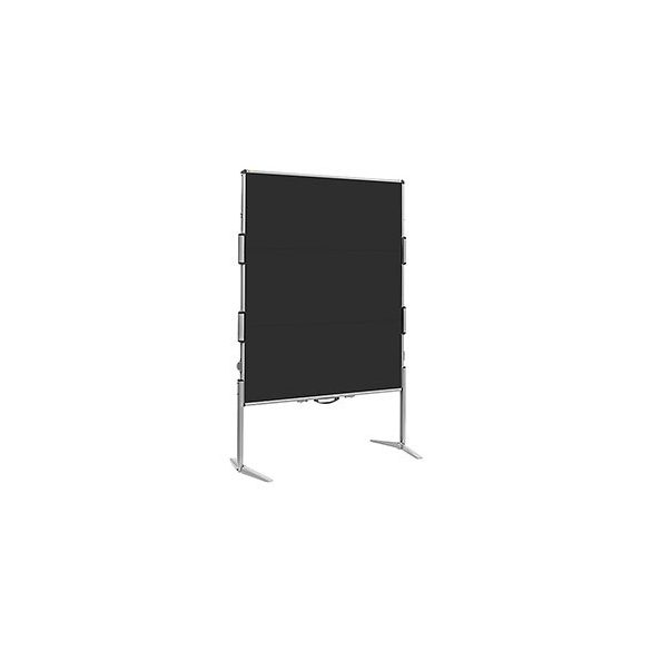 EuroPin® MC² összecsukható pinwand tábla fekete filces