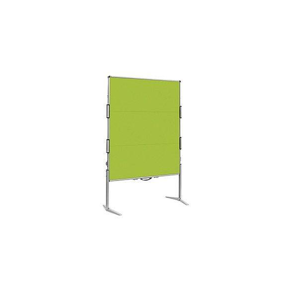 EuroPin® MC² összecsukható pinwand tábla almazöld filces