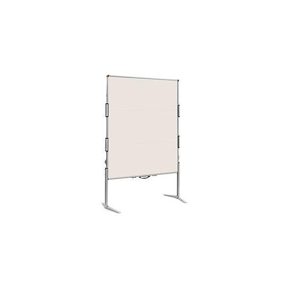 EuroPin® MC² összecsukható pinwand tábla natúrfehér filces