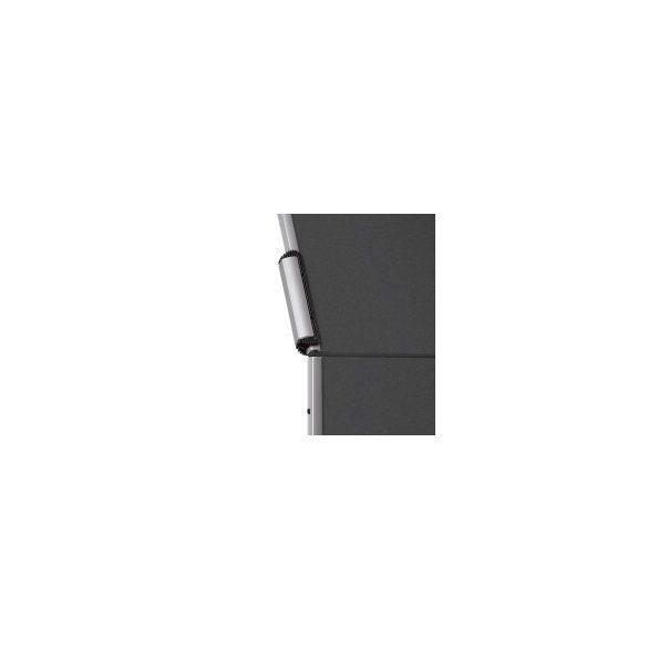 EuroPin© MC Mini Pinboard anthracite felt