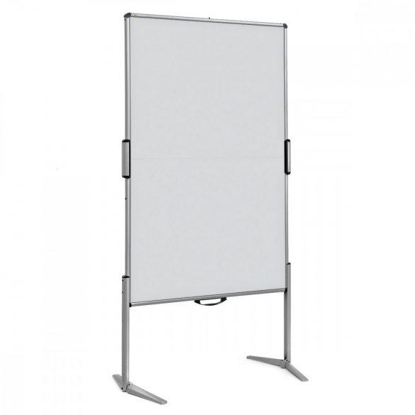EuroPin® MC mini Pinwand tábla világos szürke  filces