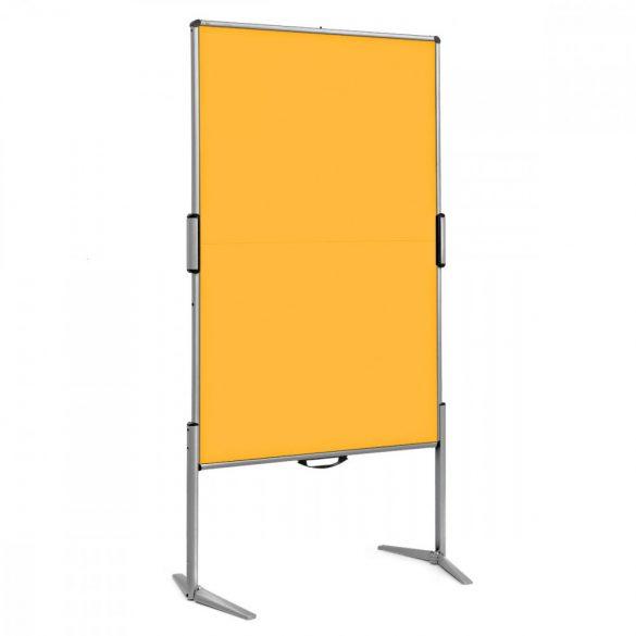 EuroPin® MC mini Pinwand tábla sárga filces