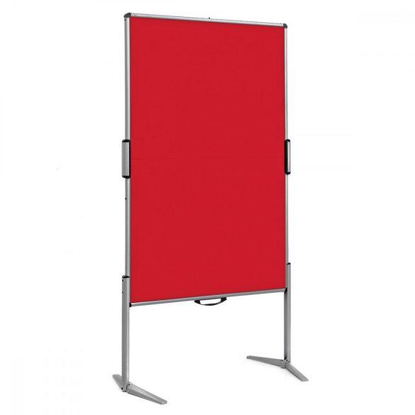 EuroPin® MC mini Pinwand tábla paprika piros filces