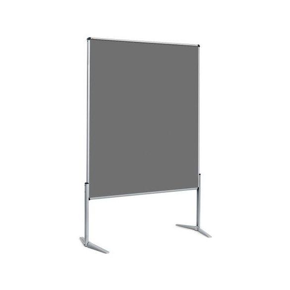 EuroPin® UT nem összehajtható Pinwand tábla antracit filces