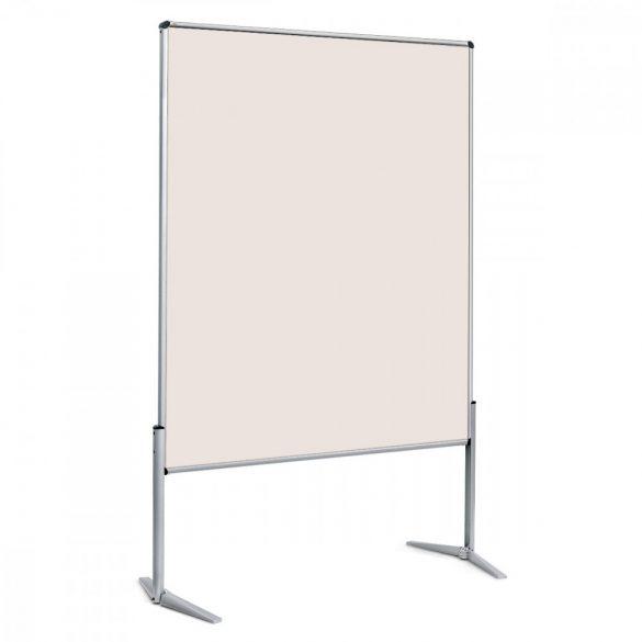 EuroPin® UT nem összehajtható Pinwand tábla natúrfehér filces