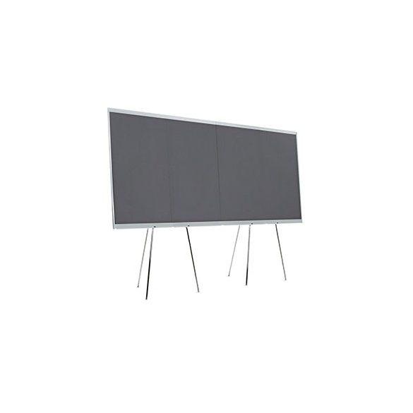 LW-X Graphic Wall,  4 elemes grafikai tábla antracit filc