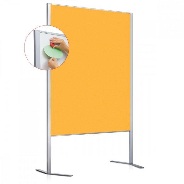 LW-11 Duo PinWand tábla sárga filces