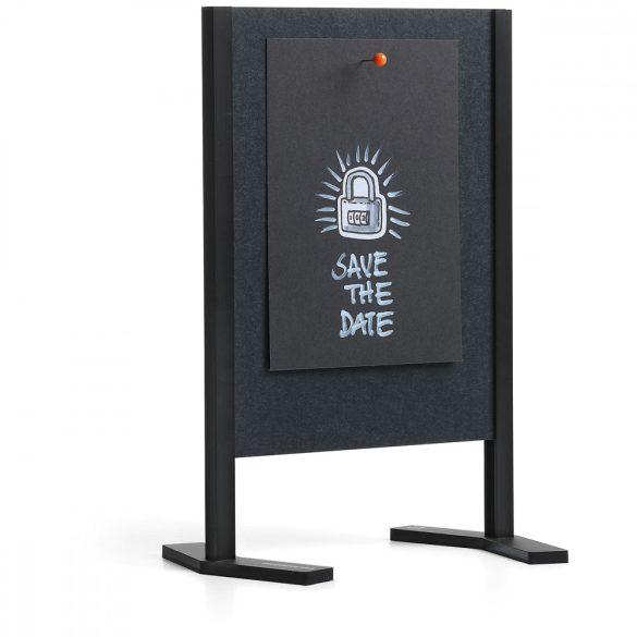 Mag-a-Pin  -  mini pinboard/mágnes tábla