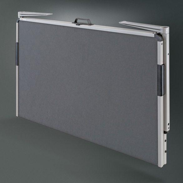 ClassicPin MC összecsukható pinwand tábla antracit filc