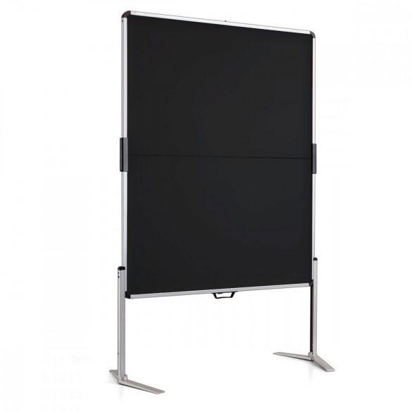 ClassicPin MC összecsukható pinwand tábla fekete  filc
