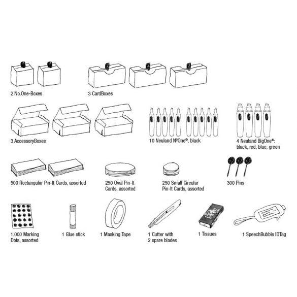 Novario®-Starter, Pin-It trénerkoffer