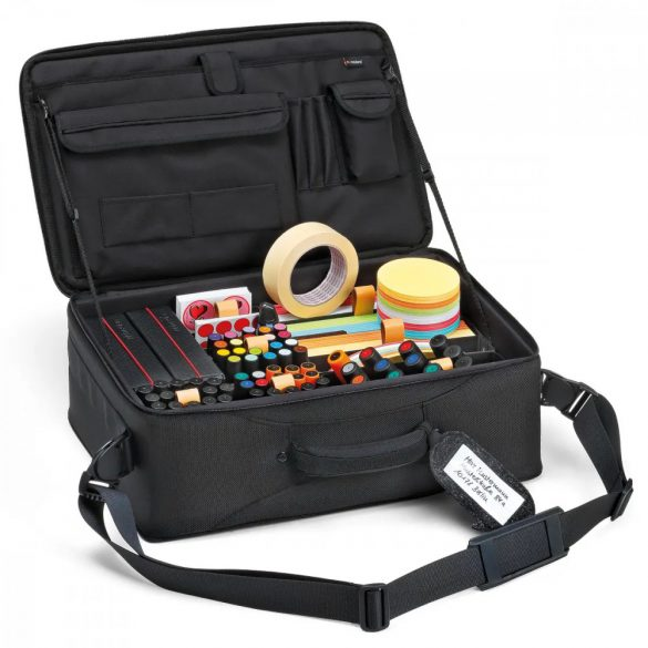 Novario® WorkShopBag, Stick-It Moderátortáska