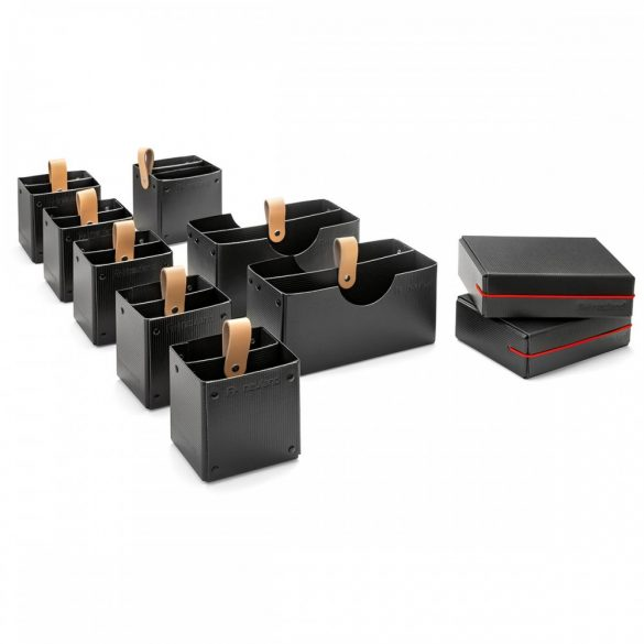 Novario® Box Szett 5 – WorkshopCase+Trolley