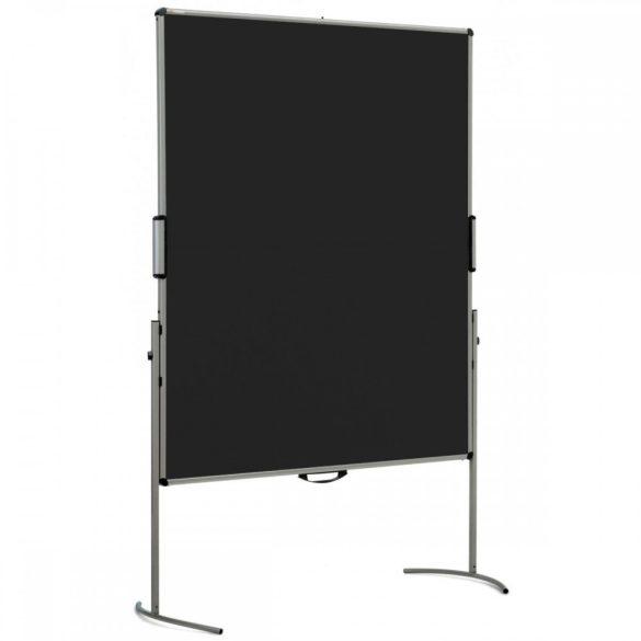 UniPin® 2 MC-B összecsukható pinwand tábla fekete filces
