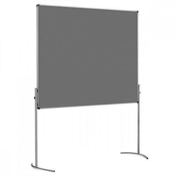 UniPin® 2 UT-B Pinboard, nem összecsukható pinwand tábla antracit filc