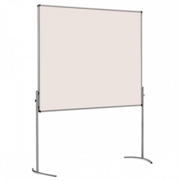 UniPin® 2 UT-B Pinboard, nem összecsukható pinwand natúr fehér filc