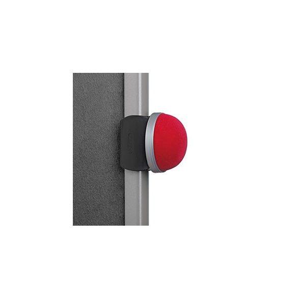 ClipOn PinCushion red