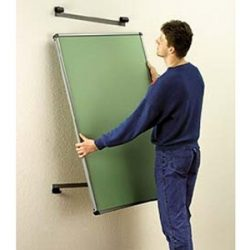 Fali felszerelő szett nem összecsukható pinwand táblához