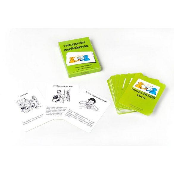 Visszajelzést segítő kártyák - Javított kiadás