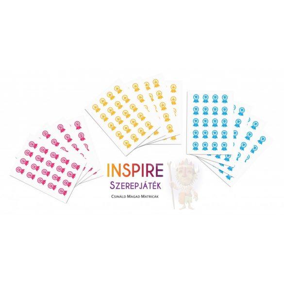 Inspire Szerepjáték Üres kártyák (Csináld Magad)