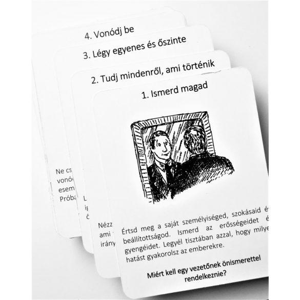 Vezető Fejlesztési kártyák - megújult