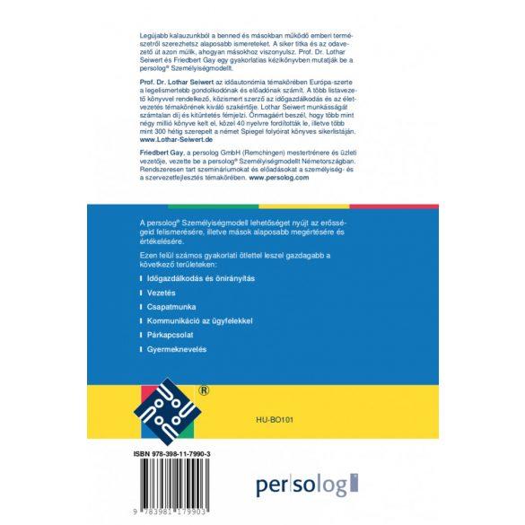 A személyiség ABC-je (DISC könyv)