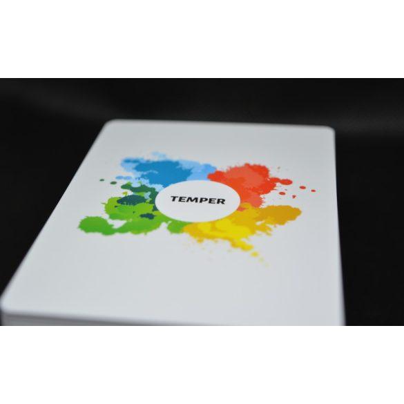 TEMPER DISC-alapú fejlesztő kártyák