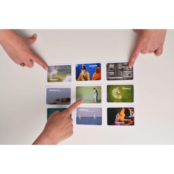 Tükör - kártyák pozitív visszajelzéshez