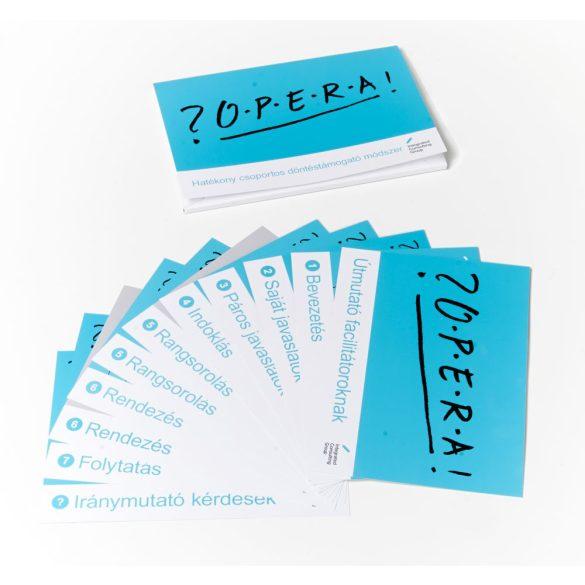OPERA kártyák