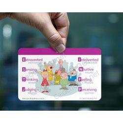 Önismereti Coach kártya MBTI