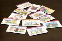 Coach kártya szett 1. Fejlesztési folyamatot támogató kártyákból 12 fajta