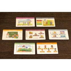 Coach kártya szett 2. Szociális kompetencia kártyákból 7 fajta