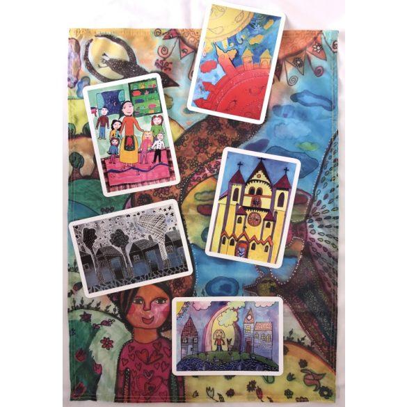Mérföldkövek - Életúttervező Igazgyöngyök képkártyákhoz
