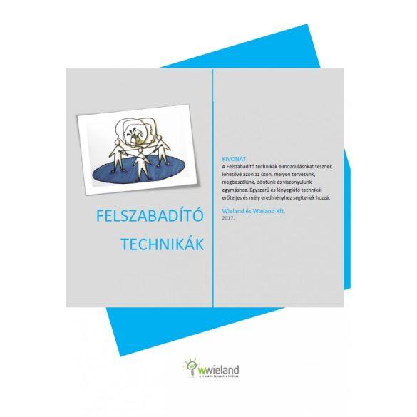 Felszabadító technikák elektronikus füzet