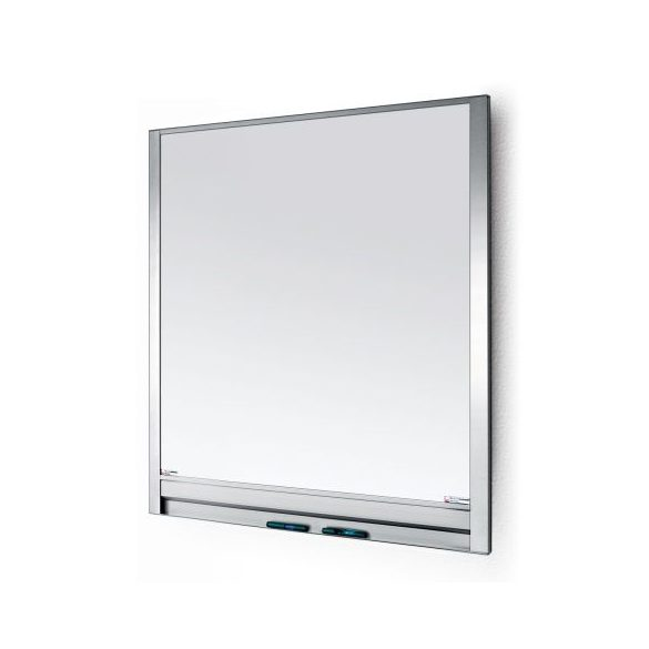 LW-M MagBoard® fehértábla 82,5 x 108 cm
