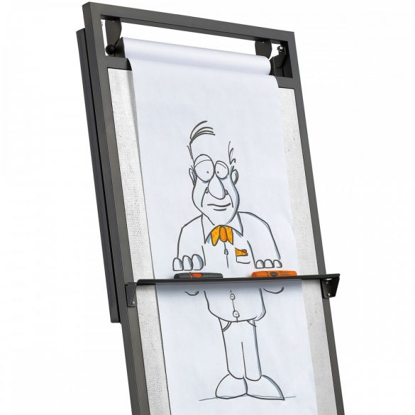 Markertartó tálca INFINITABLE® kétfunkciós mobil bútorhoz
