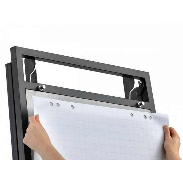 FlipChart papírtartó mágnes INFINITABLE® kétfunkciós bútorhoz