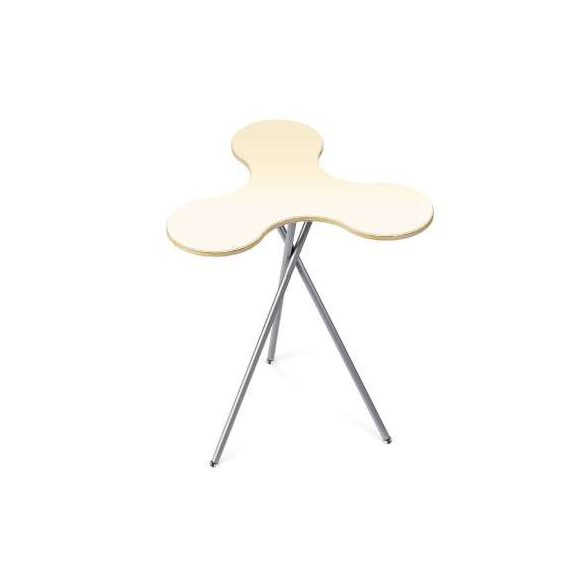 Trialog Table -  összecsukható asztal -  elefántcsont/U11523-MP - ivory