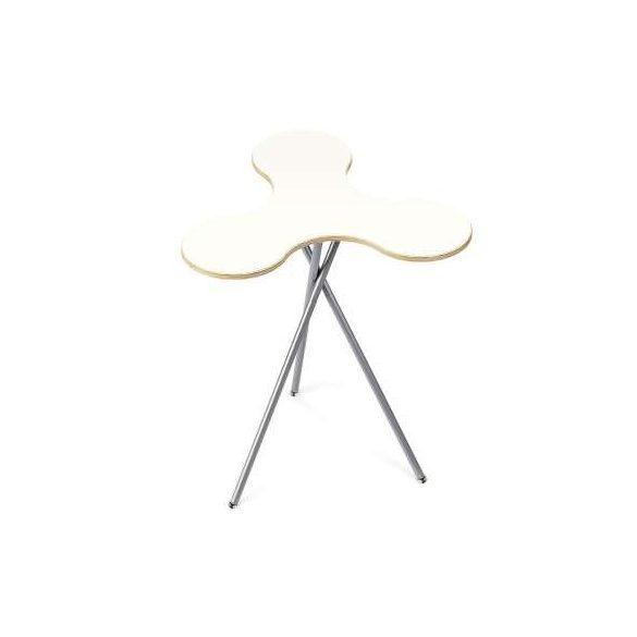 Trialog Table -  összecsukható asztal -  kristály fehér/U11026-VV - crystal white