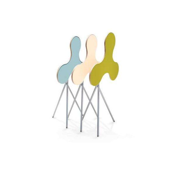 Trialog Table -  összecsukható asztal -  zöld/U19508 VV  - chartreuse