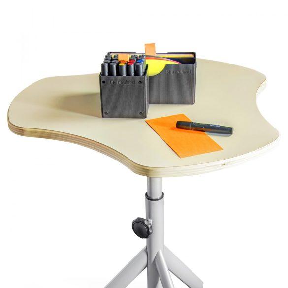 HUB többfunkciós asztal - crystal white