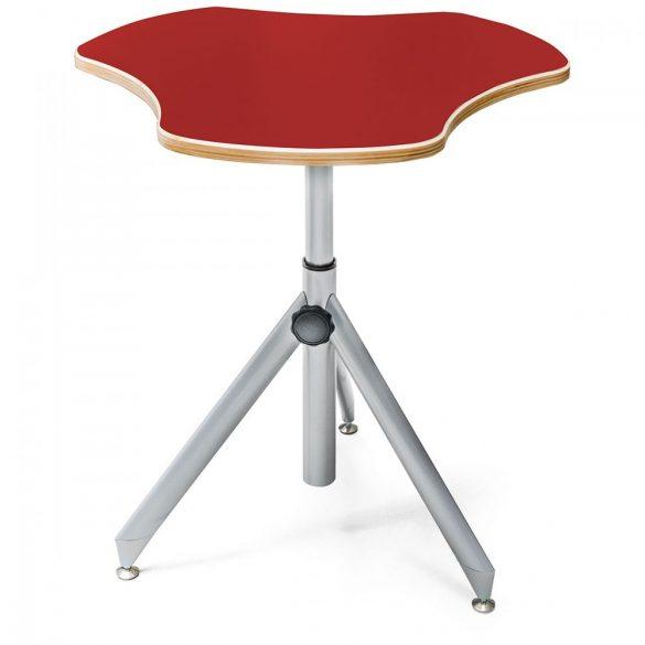 HUB többfunkciós asztal - rubin red