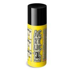 AcrylicOne utántöltő,  AC 506 sárga