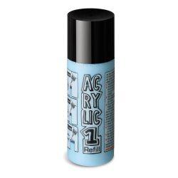 AcrylicOne utántöltő,  AC 522 pasztell kék