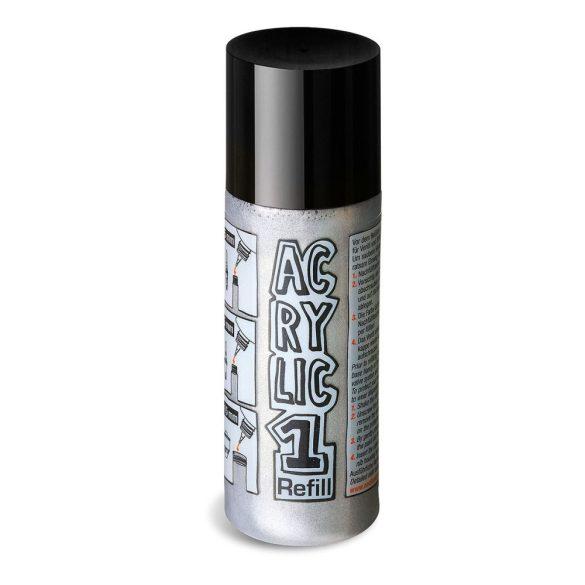 AcrylicOne utántöltő,  AC 551 ezüst színű